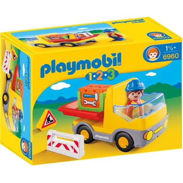 Playmobil 123 - 6960 Camion de Construccion