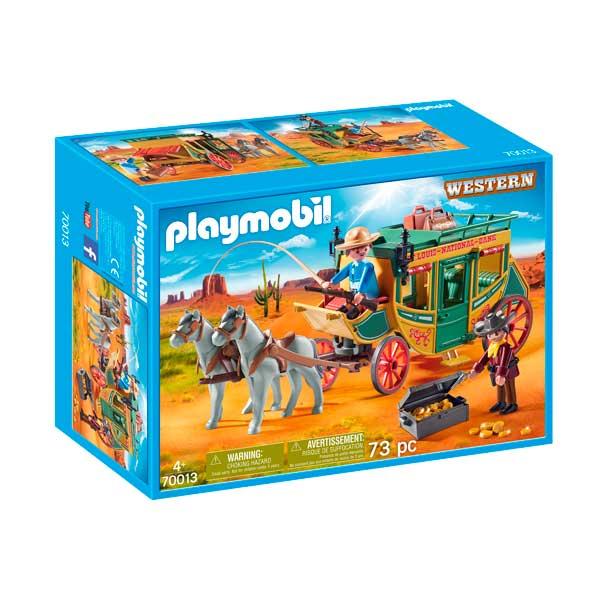 Diligència Playmobil Western - Imatge 1