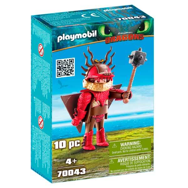 Patán Mocoso Vestit Volador Playmobil Dragons - Imatge 1