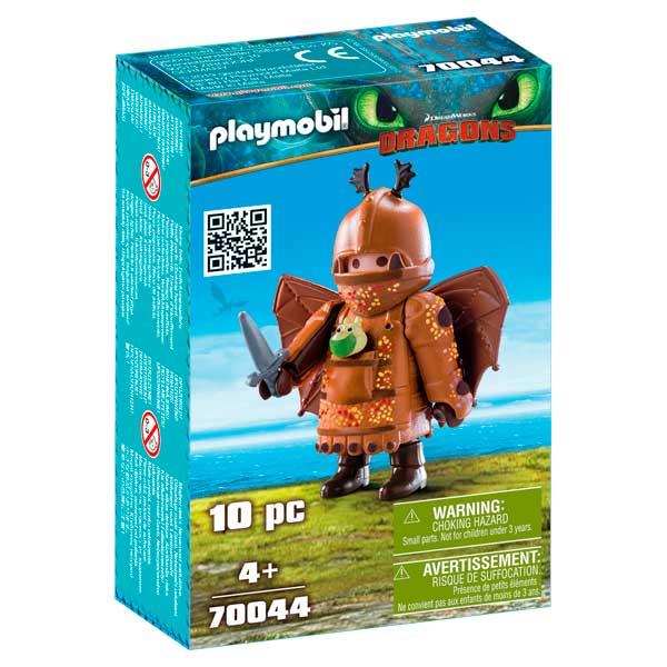 Patapez amb Vestit Volador Playmobil Dragons - Imatge 1