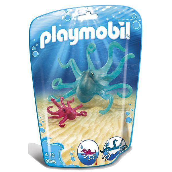 Playmobil Family Fun 9066 Pulpo con Bebé