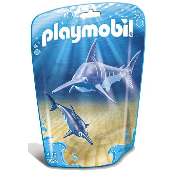 Playmobil Family Fun 9068 Pez Espada con Bebé - Imagen 1