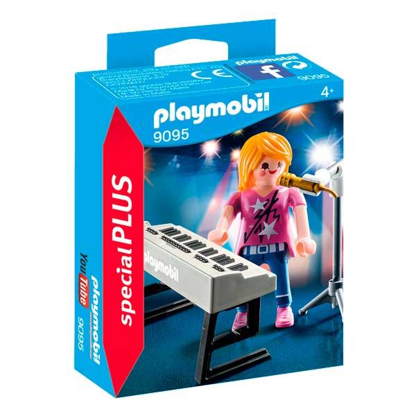 Playmobil 9095 Cantante con Órgano Special Plus