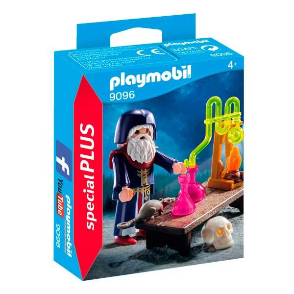 Playmobil 9096 Alquimista Special Plus