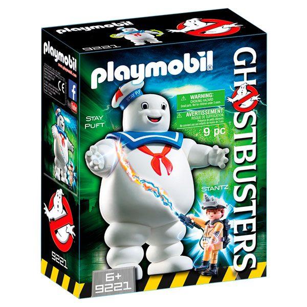 Playmobil 9221 Muñeco Marshmallow Ghostbusters - Imagen 1