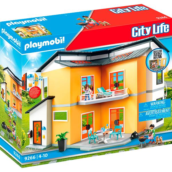 Casa Moderna Playmobil