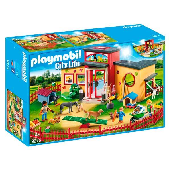 Hotel de Mascotes Playmobil City Life - Imatge 1