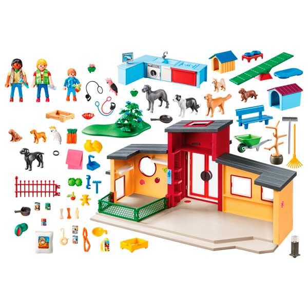 Playmobil 9275 Hotel de Mascotas City Life - Imatge 1