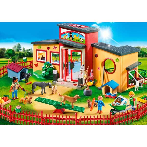 Playmobil 9275 Hotel de Mascotas City Life - Imatge 2