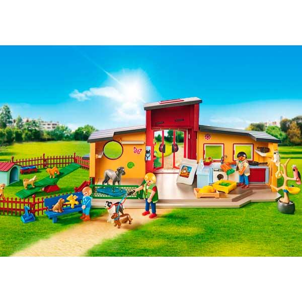 Playmobil 9275 Hotel de Mascotas City Life - Imatge 4