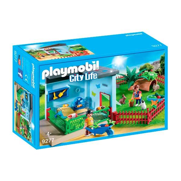Habitació Petites Mascotes Playmobil City Life - Imatge 1