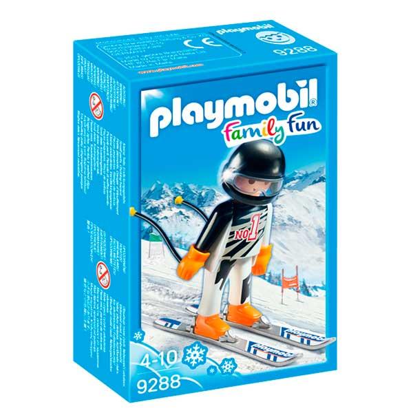 Playmobil Family Fun 9288 Esquiador