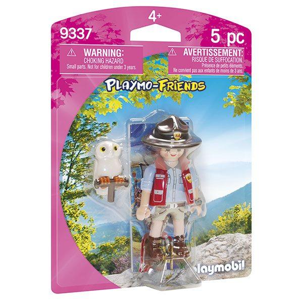 Playmobil 9337 Guarda Forestal Playmo-Friends