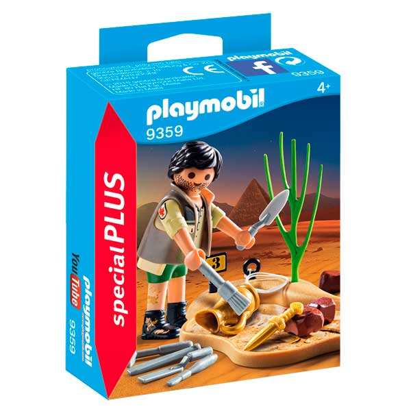 Playmobil 9359 Excavación Arqueológica Special Plus