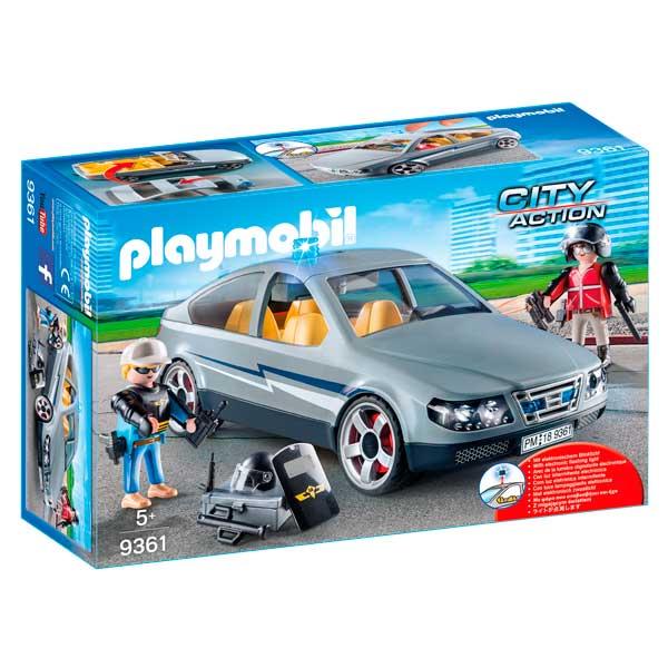 Playmobil 9361 Coche Fuerzas Especiales