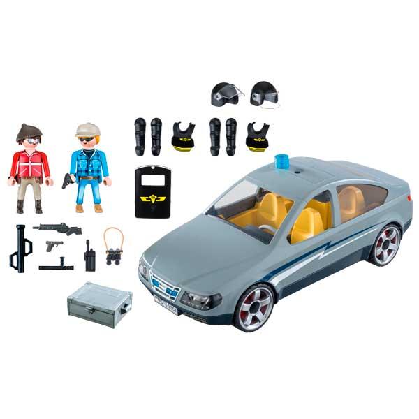 Playmobil 9361 Coche Fuerzas Especiales - Imagen 1