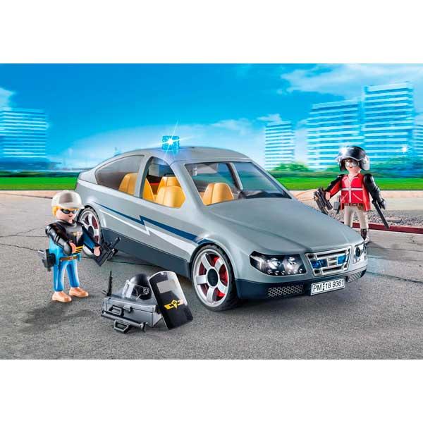 Playmobil 9361 Coche Fuerzas Especiales - Imagen 2