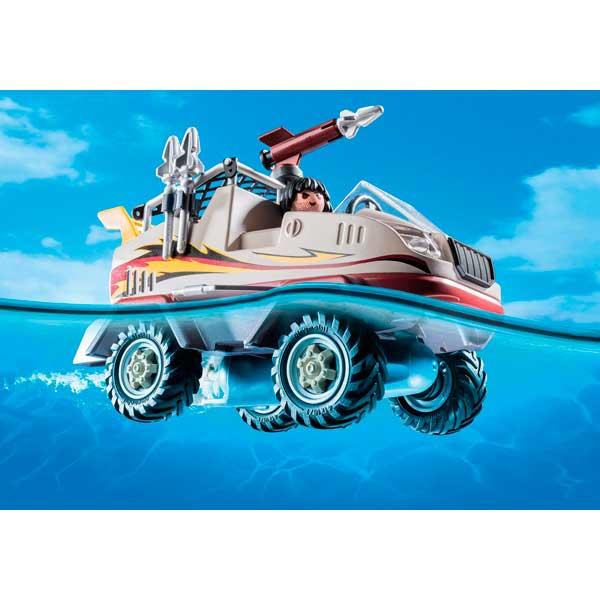 Playmobil 9364 Coche Anfibio City Action - Imagen 3