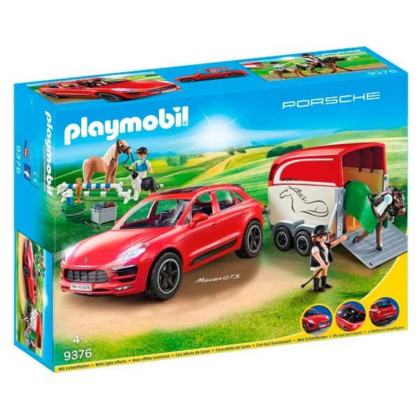 Playmobil 9376 Porsche Macan GTS Sports-Action
