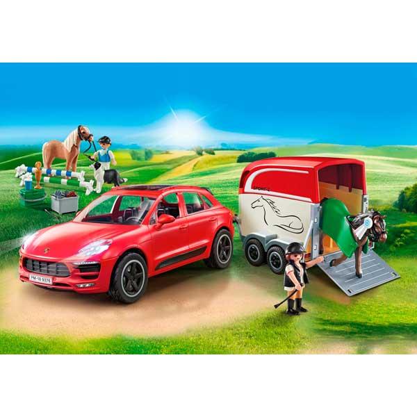 Playmobil 9376 Porsche Macan GTS Sports-Action - Imagen 1