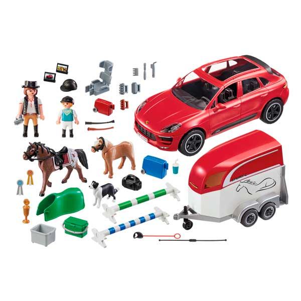 Playmobil 9376 Porsche Macan GTS Sports-Action - Imagen 2