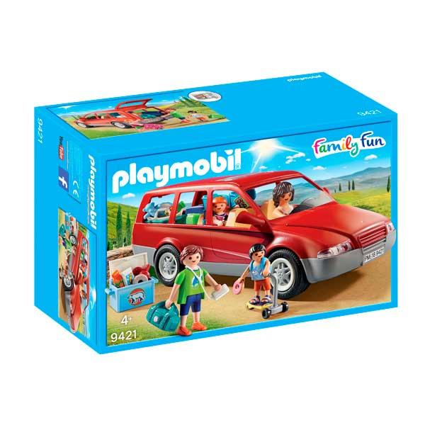 Cotxe Familiar Playmobil Family Fun - Imatge 1