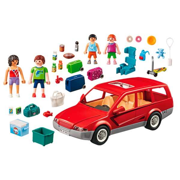 Coche Familiar Playmobil Family Fun - Imatge 1