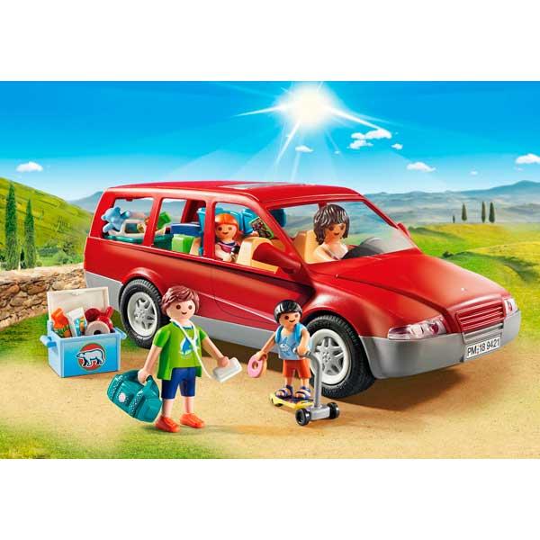 Coche Familiar Playmobil Family Fun - Imatge 2