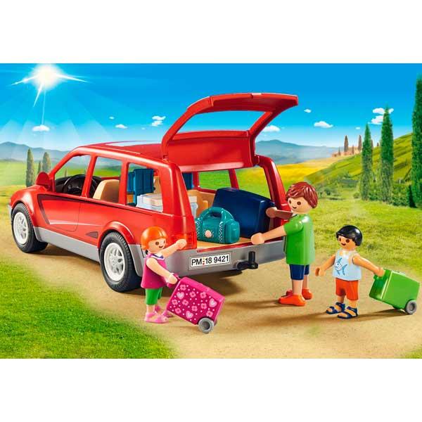 Coche Familiar Playmobil Family Fun - Imatge 3