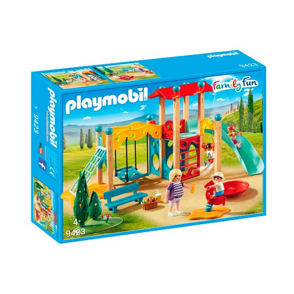 Parc Infantil Playmobil Family Fun - Imatge 1