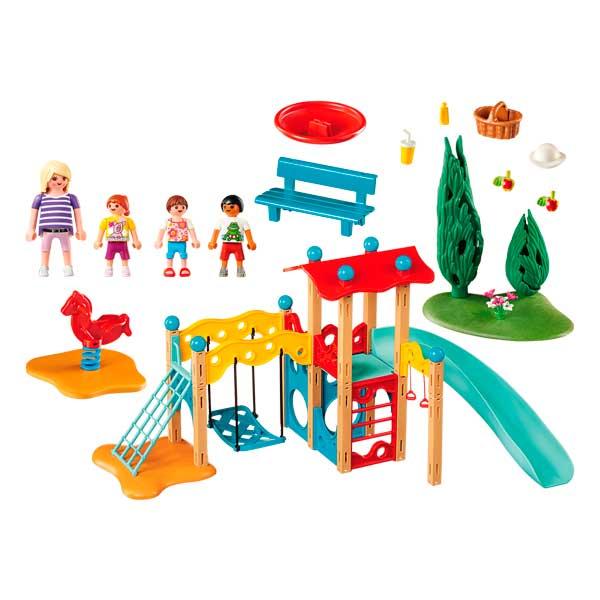 Parque Infantil Playmobil Family Fun - Imatge 1