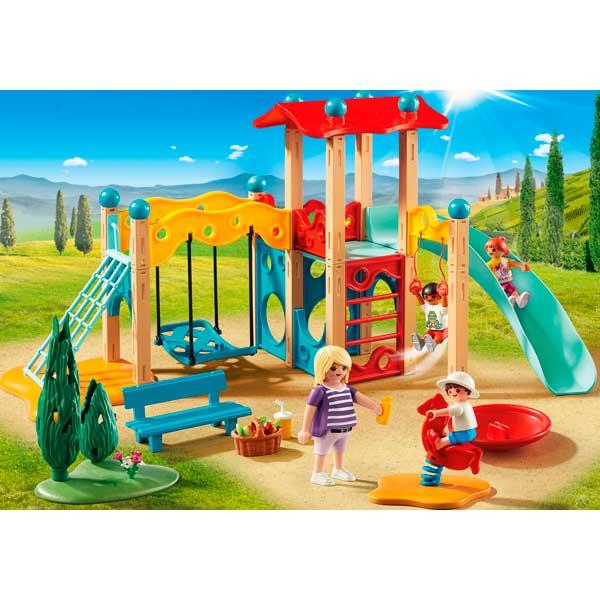 Parque Infantil Playmobil Family Fun - Imatge 2