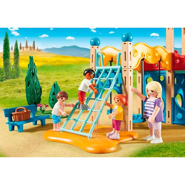 Parque Infantil Playmobil Family Fun - Imatge 3