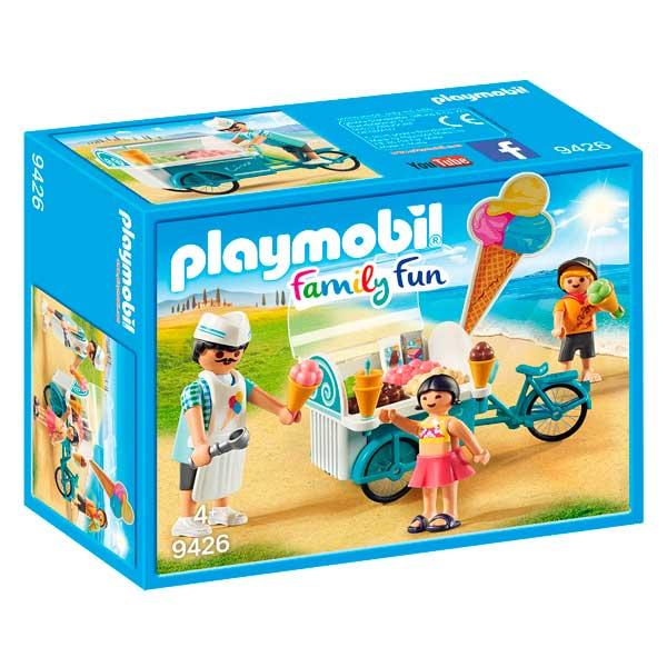 Playmobil 9426 Carrito de Helados Family Fun