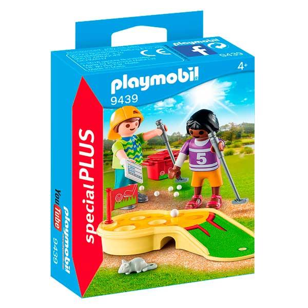 Playmobil Special Plus 9439 Minigolf Special Plus