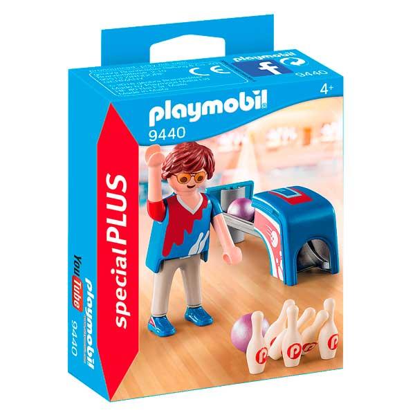 Playmobil 9440 Jugador de Bolos Special Plus