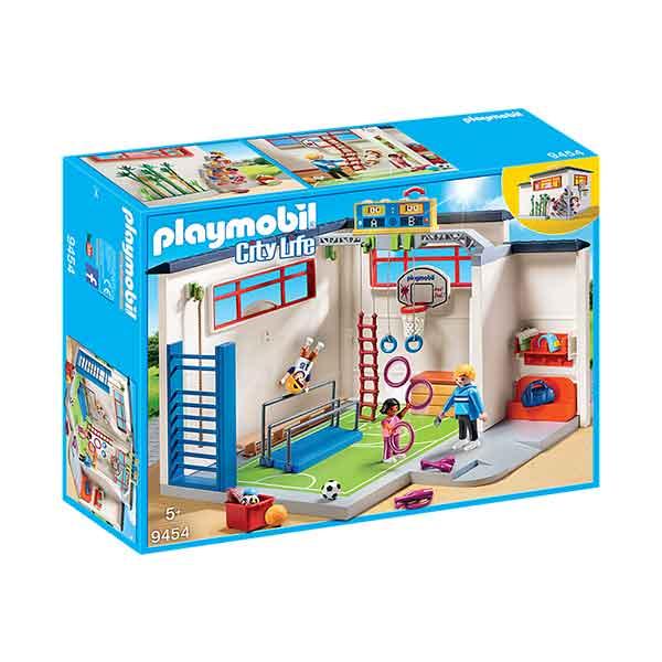 Playmobil Gimnàs Escola - Imatge 1
