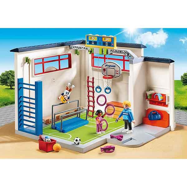 Playmobil City Life 9454 Gimnasio Escuela - Imatge 1