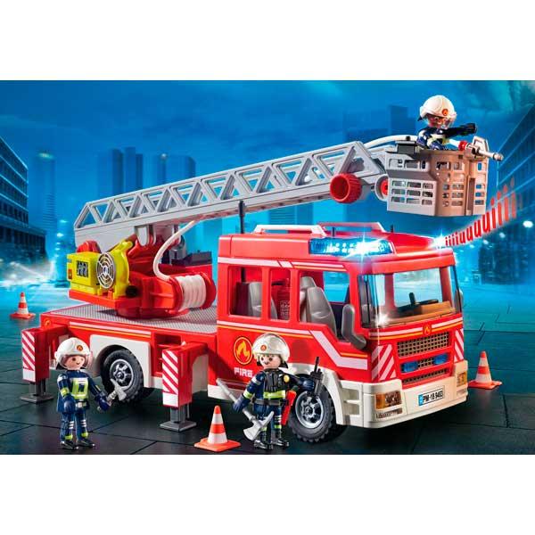 Playmobil 9463 Camión de Bomberos Escalera - Imatge 2