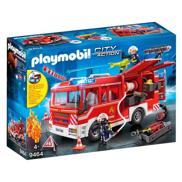 Camión de Bomberos Playmobil City Action