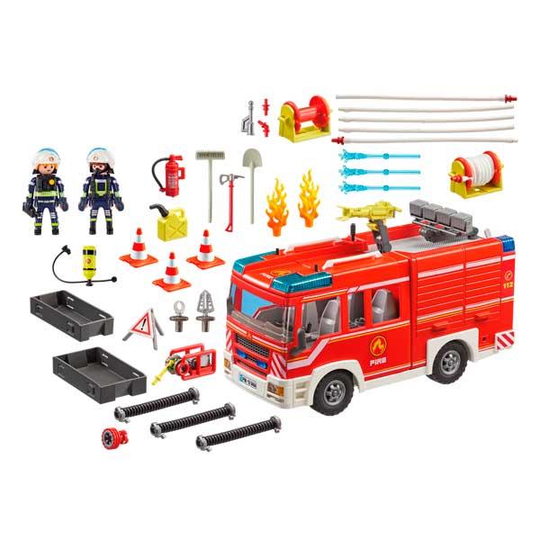 Camión de Bomberos Playmobil City Action - Imatge 1