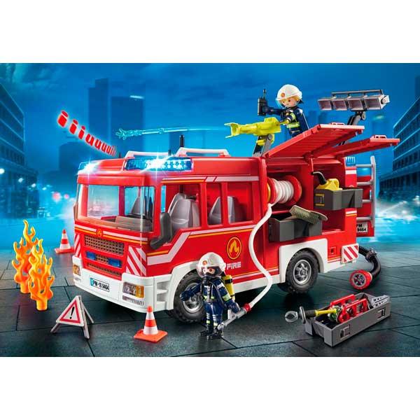 Camión de Bomberos Playmobil City Action - Imatge 2