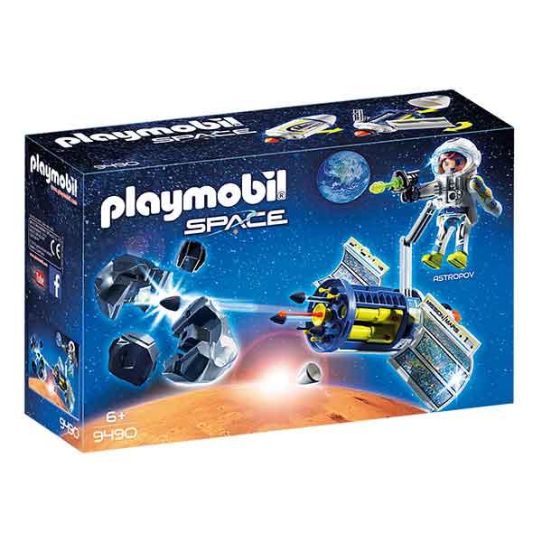 Playmobil 9490 Satélite con Láser para los Meteoritos