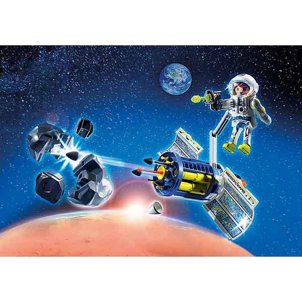 Playmobil 9490 Satélite con Láser para los Meteoritos - Imagen 2