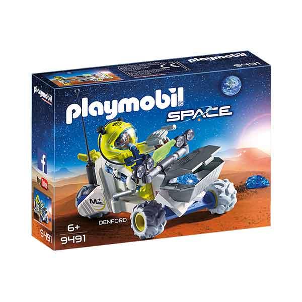Playmobil Vehicle Espai - Imatge 1