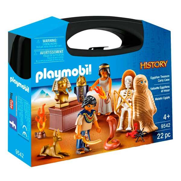 Maletí Egipte Playmobil History - Imatge 1