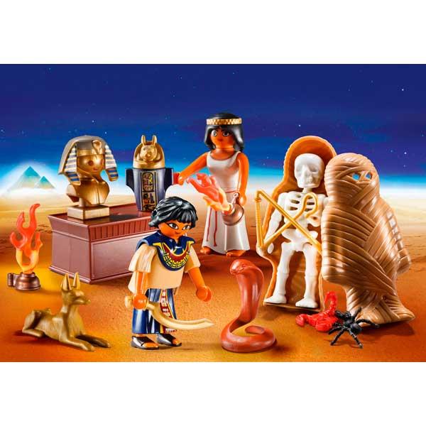 Playmobil History 9542 Maletín Egipto History - Imatge 2