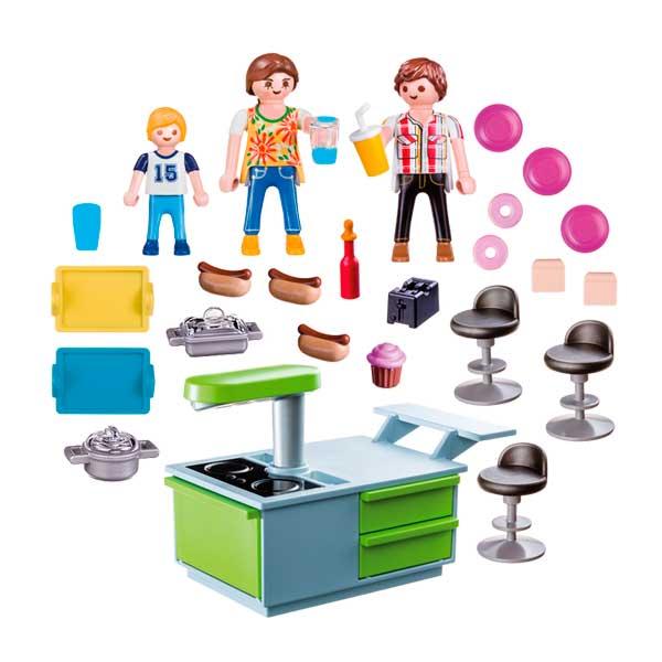 Playmobil City Life 9543 Maletín Cocina City Life - Imatge 1