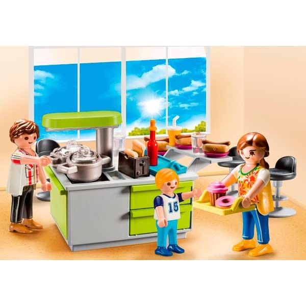 Playmobil City Life 9543 Maletín Cocina City Life - Imatge 2