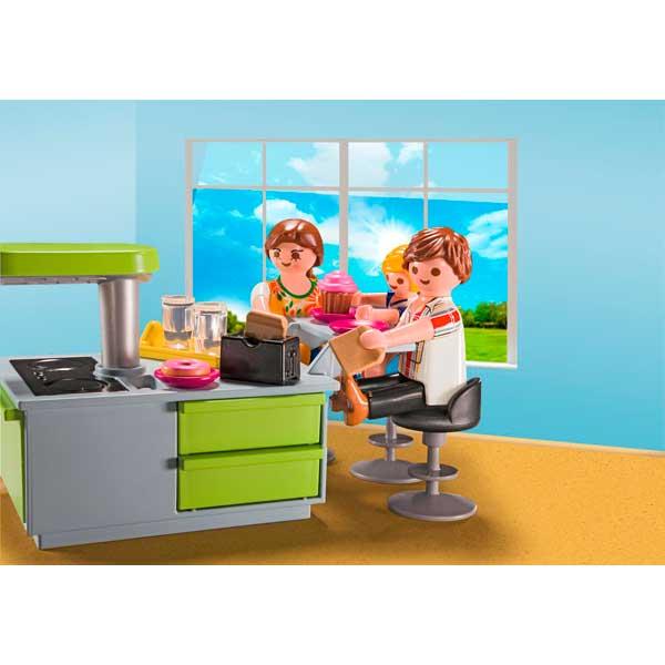 Playmobil City Life 9543 Maletín Cocina City Life - Imatge 3